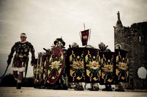 Legio VI Victrix Bellegarde 2011