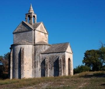 Chapelle Ste-Croix de Montamajour