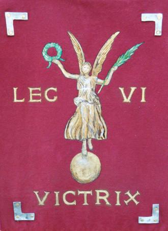 Victoire Légion VI Victrix