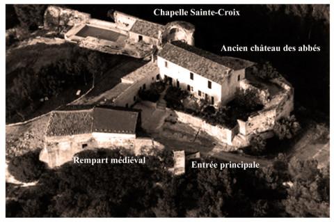 Le Castelet à Fontvieille