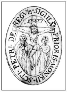 Chapitre de Montmajour - Sainte Croix - Arles