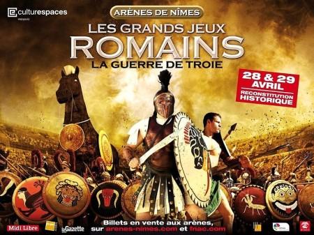 ROMAINS ET GRECS