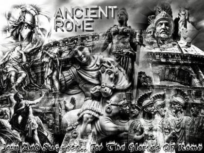 Ancient Rome - Elissar Rony Zoughaib (Godđess Minerva)