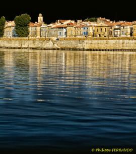 Quartier de la Roquette Arles fouilles de Luc Long