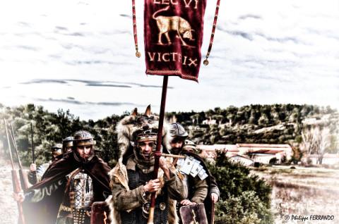 Legio VI Victrix à Plan d'Orgon