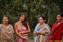 Civils femmes romaine