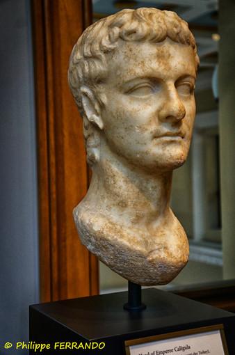 TIBERIUS HEAD