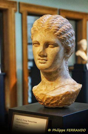 ROMAN WIFE HEAD
