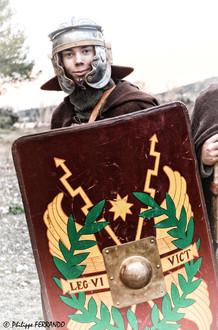 LEGIO VI VICTRIX - ENTRAINEMENT PLAN D'ORGON