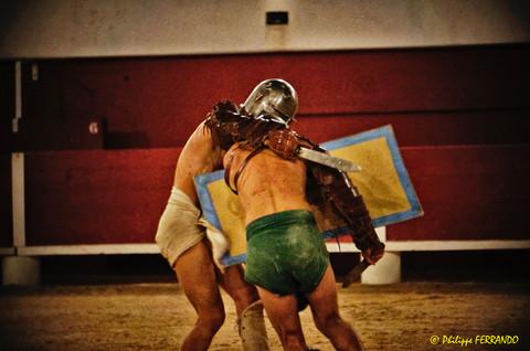 """""""GUERRIERS ET GLADIATEURS"""" PALAVAS LEGIO VI VICTRIX"""