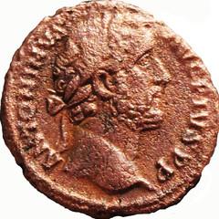 ANTONIN LE PIEUX (138-161)  A/ Tête laurée à droite. ANTONINVS-AVG PIVS P P