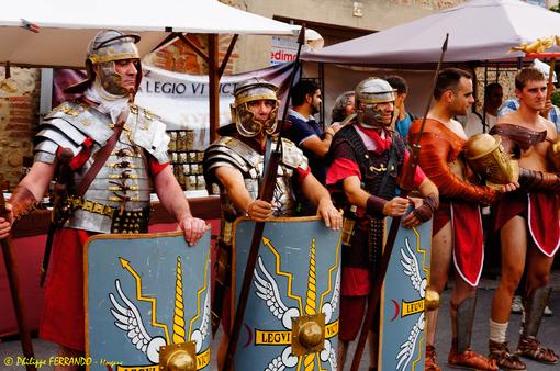 CANET LEGIONNAIRES ROMAINS