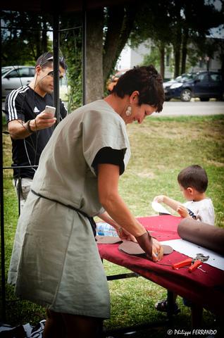 FERIA DES ENFANTS NIMES 2014