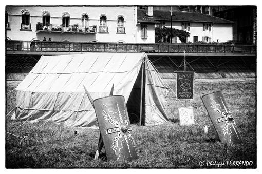 DAX 2016 CAMP ROMAIN