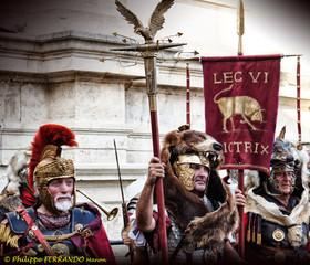 LEGIO VI VICTRIX - FESTIVAL ARELATE 2012