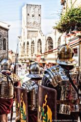 LEGIO VI VICTRIX Défilé romain