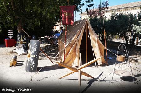 ORGON 2017 CAMP ROMAIN