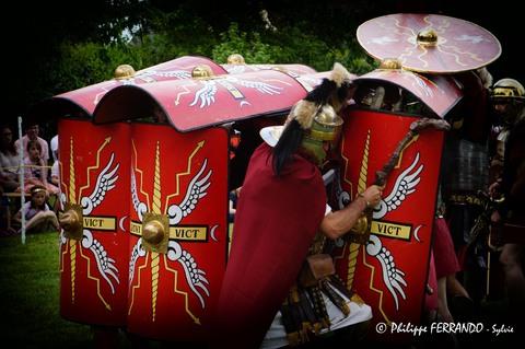 VERNEUIL-SUR-AVRE 2016 LA LEGIO VI VICTRIX