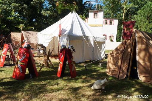 STE HERMINE 2016 CAMP ROMAIN